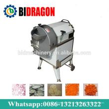 Machine automatique de coupe d'oignons