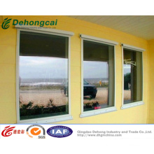 China Manufacturer Supply Aluminum / PVC Fixed Window