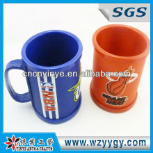 Tableware Rubber Children Mug For 3D relief