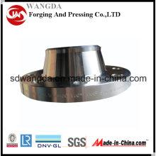 ANSI / DIN / JIS / GOST Weld Wcb / Bride en acier au carbone
