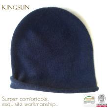Novos chapéus de boné de cashmere de atacado, chapéu de 100% de cashmere