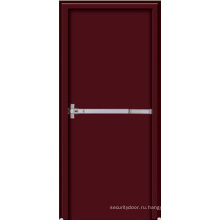 Противопожарная стальная дверь (ЖЛ-Ф02)