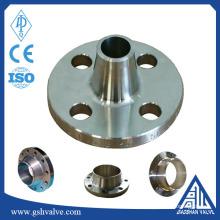 ANSI B16.5 tubo de aço série flange para encanamento de tubo de gás industrial