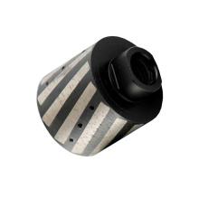 Diamond Grinding Tool Zero Tolerance Resin-filled Diamond Grinding Drum Sink Wheel