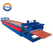 Steel Roofing Tile Cold Form Machinery