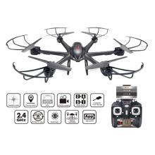 2.4G 4 canais R / C Quadcopter com 30W Camera (10259219)