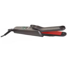 Rizador de hierro plano infrarrojo 2 en 1