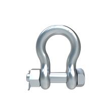 S6 bolt type anchor shackle/bolt shackle
