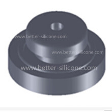 Silicone Air Nozzle for Compressed Air Delivery Tools