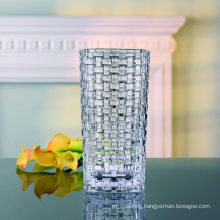 Manufacturers Wholesale All Kinds of Crystal Clear Glass Vases Can Be Used for Weddings, Home Decorations, etc.