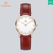 3ATM Waterproof Watch, Daniel Leather Strap Dw Style Watch71257