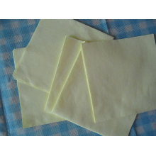 микрофибра чистки nonwoven ткань стеклянной чистки