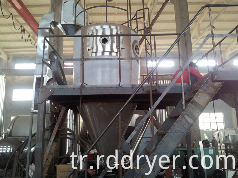 LPG Series Drying Mechine Spray Dryer for Instant Tea