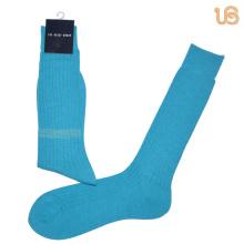 Herren Pure Wool Stripe Socke