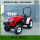 Einfache Operation 4WD 50HP Minirad Farm Traktoren