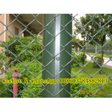 Lower Price Hot Sale Chain Link Wire Mesh Fence