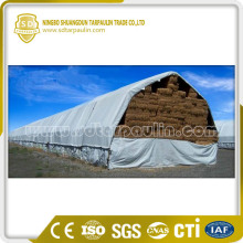 Polyester Tarpaulin Cover Hay Cover