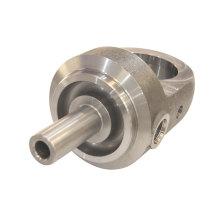 Extremidade de haste de aço inoxidável forjada para cilindros hidráulicos