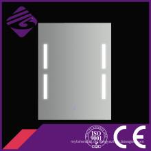 Jnh136 Saso Zertifikat Gut aussehende Rechteck Kosmetikspiegel mit Licht