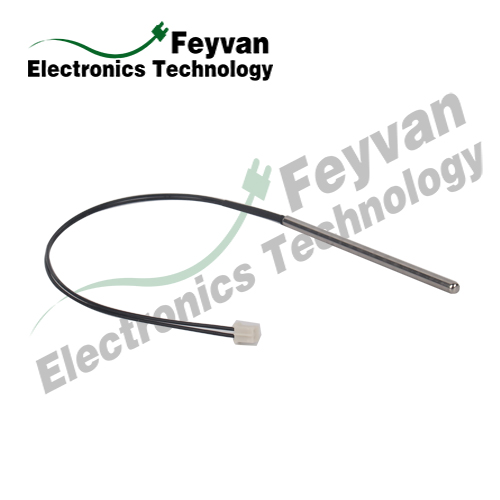 Temperature Sensor Cable Assemblies NTC Cylinder Type