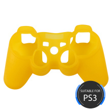 Pure Color Silikon Gel Gummi für PS3