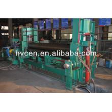 Machines hydrauliques de cintrage de plaques w11s-60 * 3000 / machine à cintrer en métal