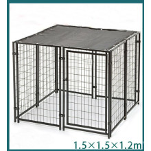The 6 FT High Modular Dog Kennel, New Design for Dog Kennel, Galvanized Dog Kennel