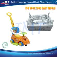 Spezialisiert auf die Produktion von Kunststoff-Spritzguss Auto Baby Spielzeug Kutsche Schimmel