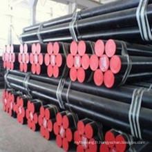 Chine fabricant de tuyaux en acier sans soudure