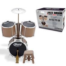 Ensemble de batterie d'instruments de musique Ensemble de 3 pièces de jouets de qualité supérieure (10168108)