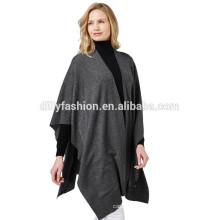 versatile design poncho cape blanket wrap