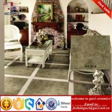Tuile de Pocelain pour le carrelage en céramique rustique 400x400mm