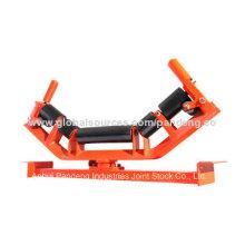 ASTM / DIN / Cema / Sha-Standard-Zentrierleitrolle / Ausrichtungs-Umlenkrolle / Trog-Umlenkrolle / Trog-Förderrolle