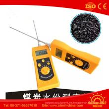 Dm300s Carbón en polvo Escoria de carbón Detección de humedad Medidor de humedad de carbón