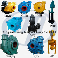 High Chrome Ash Slurry Pump