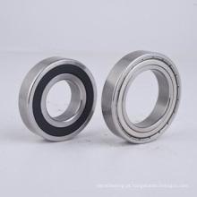 Aço inoxidável os rolamentos de esferas de sulco profundo SS600, SS623, SSMR63