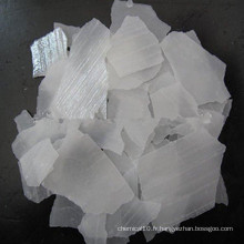 Flake de soda caustique de qualité industrielle en provenance de Chine