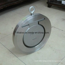 Stainless Steel Single Disc Wafer Swing Check Valve