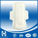 Feminine hygiene natural cotton comfort sanitary pad for women