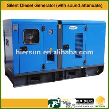 Silent Diesel Generator 20kw/25kva