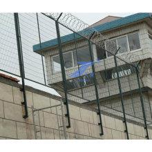 Sicherheit und Sicherheit Prision Zaun