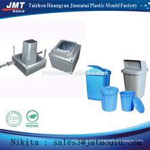plastic outdoor trash can injection mould and die