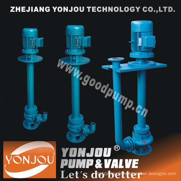 Pompe centrifuge submersible verticale série Yw