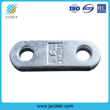 Power Line Hardware Connection Parallel Clevis