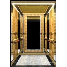Machine d'ascenseur passager sans chambre avec ce (JQ-N019)
