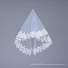 Ручной работы тюль фата для невесты свадьба