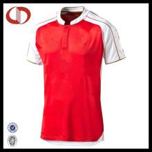 Camiseta de fútbol profesional de alta calidad para hombres