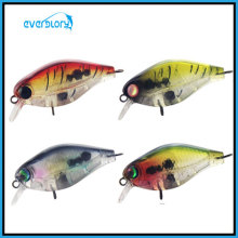 38mm / 4G Tipo Flutuante Smart Body Hard Lure Pesca Tackle