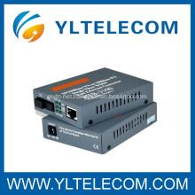 20/40/60/80KM Single-Fiber Fiber Optic Media Converter Single-Mode