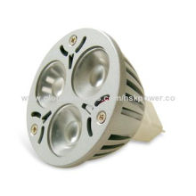 High-quality LED UFO Grow Light with 90 to 265V AC Input Voltage and Up to 390lm Luminous Flux